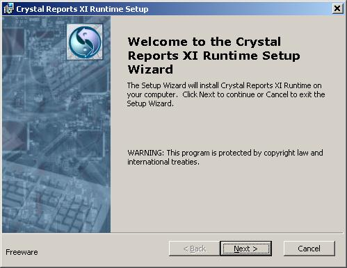 VDF-GUIdance - Crystal XI Runtime Installer