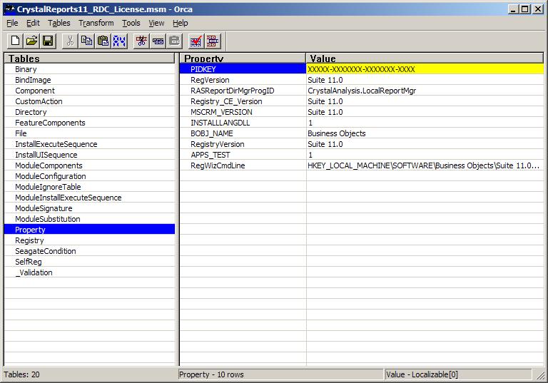 Crruntime 32bit 13 0 1 Msi Download
